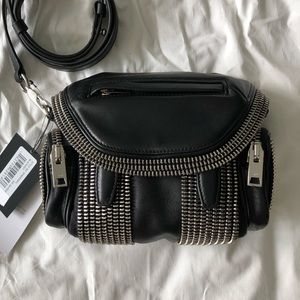 NEW Alexander Wang Marti leather crossbody bag